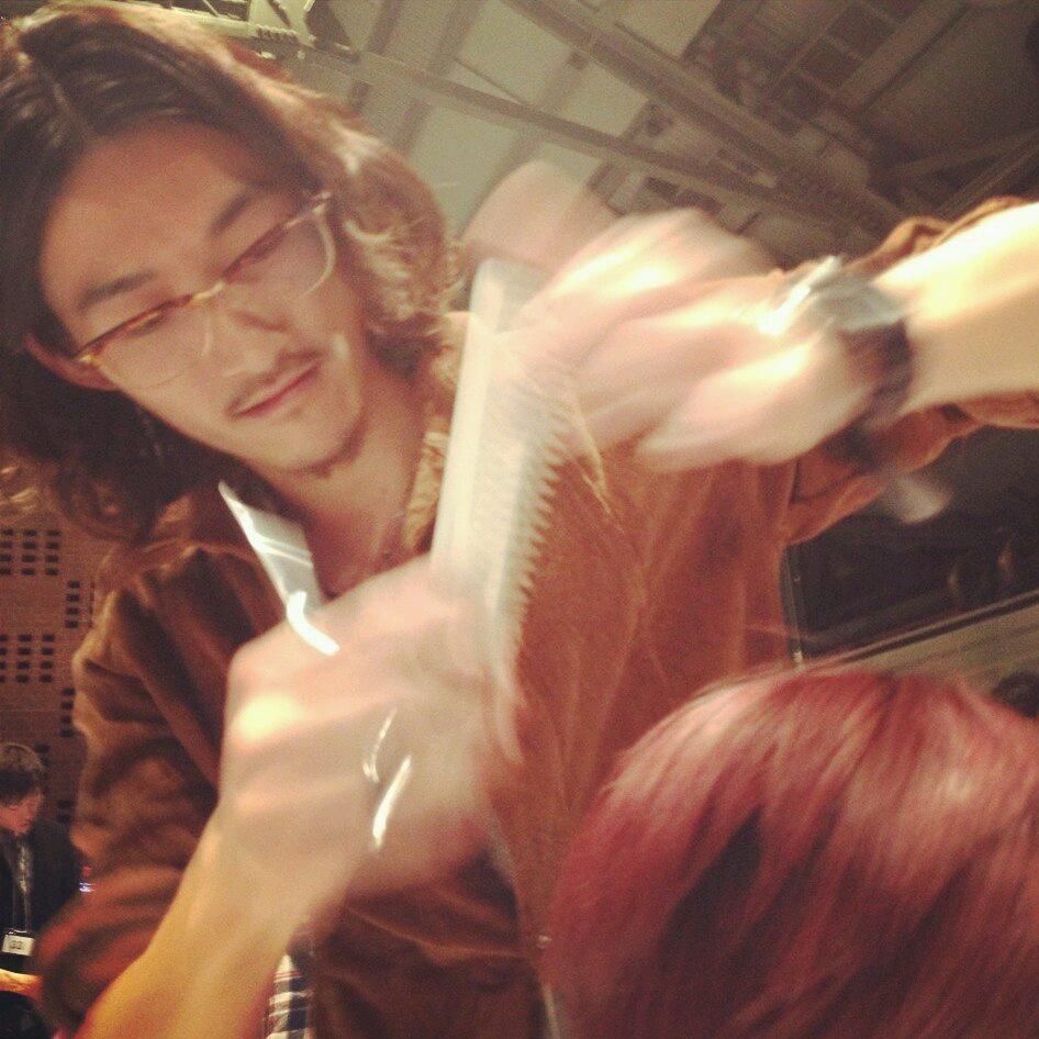横浜の美容師さん